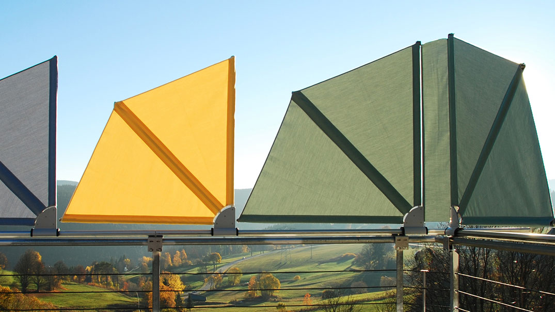 Wind Und Sichtschutz Von Weinor Und Bikatec Diemer Sauter Gmbh